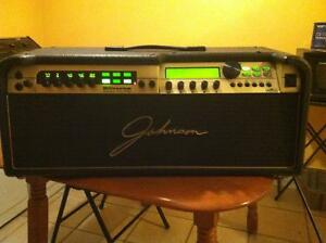 Johnson Millennium jm-250w head amp