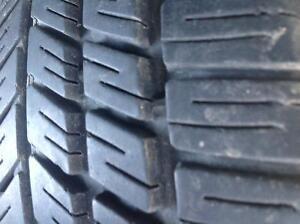 B F Goodrich tires and rims Kitchener / Waterloo Kitchener Area image 2