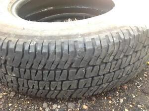 Set of Michelin ltx a/t tires