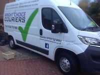PROFESIONAL HOUSE REMOVALS AND MAN AND VAN SERVICES WRIGHT CHOICE COURIERS