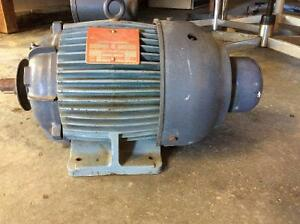 2 HP brooks electric motor