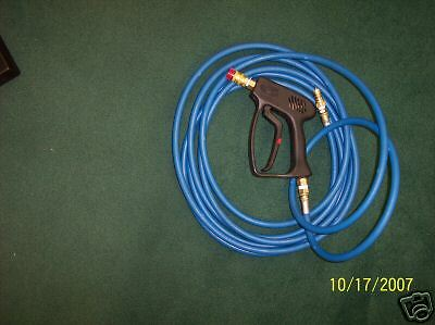 Carpet Cleaning Pressure Washing Gun W25 Hose