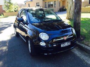 Fiat 500 auto Petersham Marrickville Area Preview