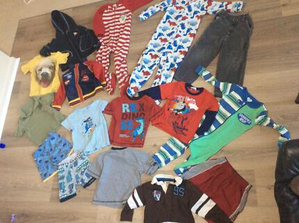 Size 3 children's clothing for BOY big lot all for $5