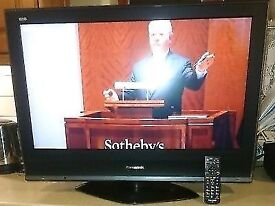 """BARGAIN Panasonic TX32LMD70 32"""" HD READY LCD TV, FULL WORKING ORDER, COLLECTION ONLY"""