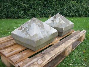 Pier Caps Bricks Amp Stone Ebay
