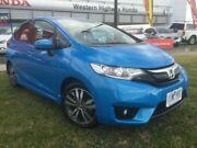 2017 Honda Jazz GF MY17 VTi-S Blue 1 Speed Constant Variable Hatchback Ravenhall Melton Area Preview