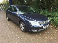 Ford Mondeo 2.0TDCi 115 Edge
