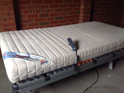King Single electric adjustable bed