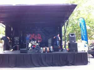 Mobile Stage Business Tuggerah Wyong Area Preview