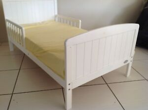 Toddlers bed and mattress Redland Bay Redland Area Preview