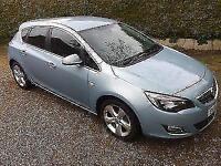 Vauxhall Astra 1.4i 16v Turbo (140ps) SRi Hatchback 5d 1364cc