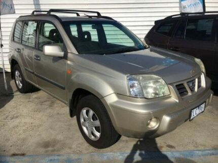 2002 Nissan X-Trail T30 ST Gold 4 Speed Automatic Wagon Maidstone Maribyrnong Area Preview