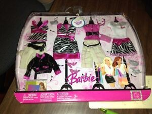NEW Set of Barbie clothes in package for sale London Ontario image 3
