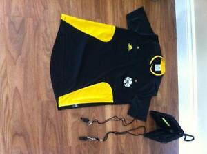Soccer Referee Outfit