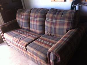 Couch and matching armchair for only $150 !