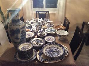Set of 12 people antique art collection all pieces complete Kitchener / Waterloo Kitchener Area image 2