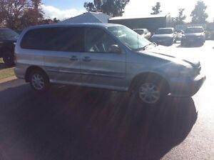 2005 Kia Carnival Wagon 7 SEATS (Just PIT PASSED)
