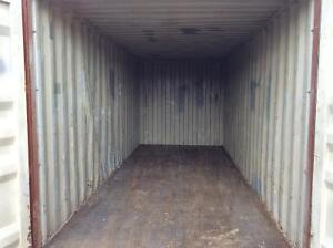 20 ft used container