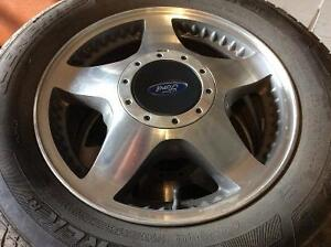 4 mag ford windstar 100$ pour les 4