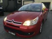 2007 Citroen C4 Red 4 Speed Automatic Hatchback Maidstone Maribyrnong Area Preview