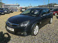 Vauxhall/Opel Vectra 1.8i VVT ( 140ps ) 2008MY SRi - Longwater Car Sales