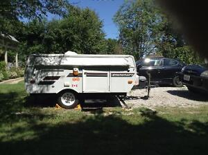 2011 Starcraft Pop Up RV (purchased new in 2012) London Ontario image 8