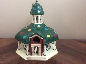 Pagoda Bird House Model