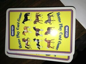 Breyer Horse Play card game for sale London Ontario image 1