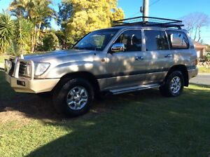 2003  TOYOTA LANDCRUISER Rochedale South Brisbane South East Preview