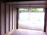 Garage (Parking and/or Storage)