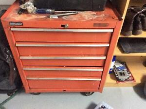 Tool box with tools include