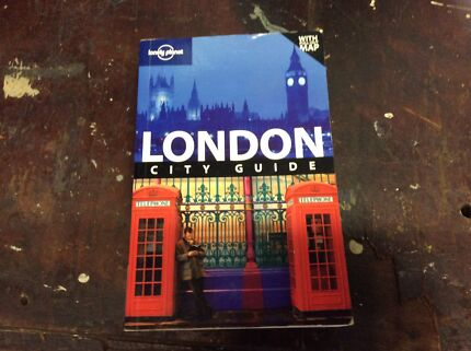 Used travel book