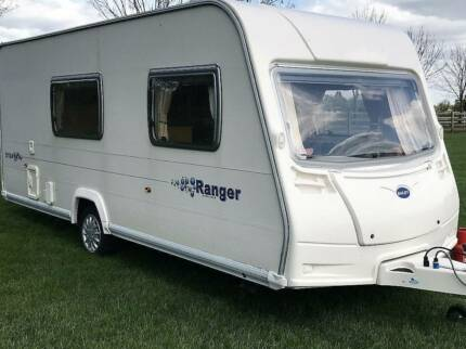 NOW REDUCED IN PRICE  4 BERTH BAILEY RANGER