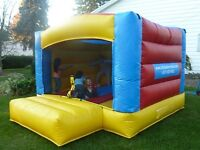12' Inflatable Bouncy Castle for Rent