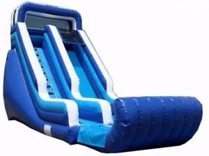 **Inflatable Castles, climbing walls and water slides 4 HIRE**