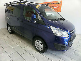 2015 Ford Transit Custom 2.2TDCi ( 125PS ) Double Cab-in-Van