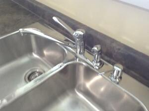 Kitchen Faucet. Campbell River Comox Valley Area image 1