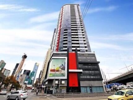 Fully furnished Southbank apartment single room for rent