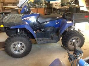 Low Km. 2007 Polaris