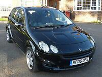 Smart, FORFOUR, Hatchback, 2005, Semi-Auto, 1493 (cc), 5 doors