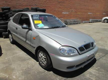 DAEWOO LANOS HATCH BLUE FOR WRECK OR ENGINE AND PARTS ...