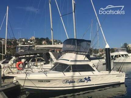 CARIBBEAN 26' IMMACULATE CONDITION