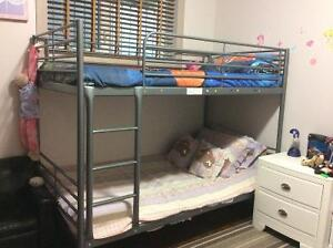 Ikea bunk bed in mint condtion