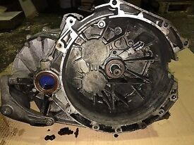 2.2tdci 2004-2007 gearbox