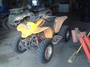 Looking for a 4 or 5' finish mower
