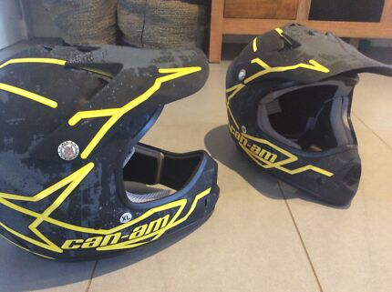 Can -am Helmets
