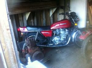 1979 Suzuki gs 750 PRICE REDUCED