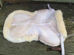 Shedrow Sheepskin Halfpad