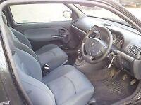 Renault Clio Dynamique Full Interior 3 door (2001 - 2005)